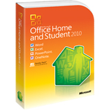 Microsoft Office 2010 Home & Student - 32/64-bit - Complete Product - 3 User